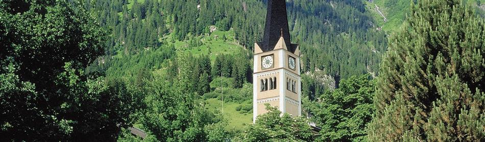 Bad Hofgastein, summer